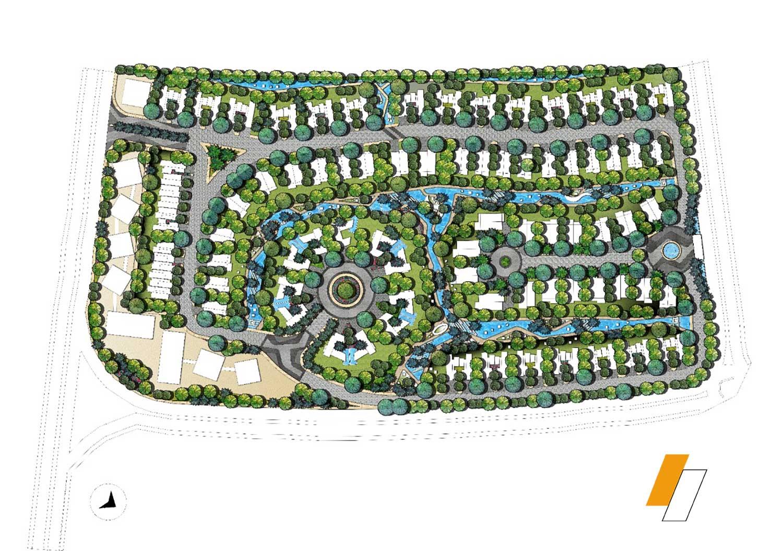 The Waterway Villas - Master plan image - Flash property