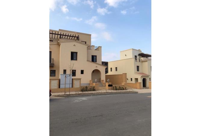 Townhouse Corner in Mivida New Cairo 316M