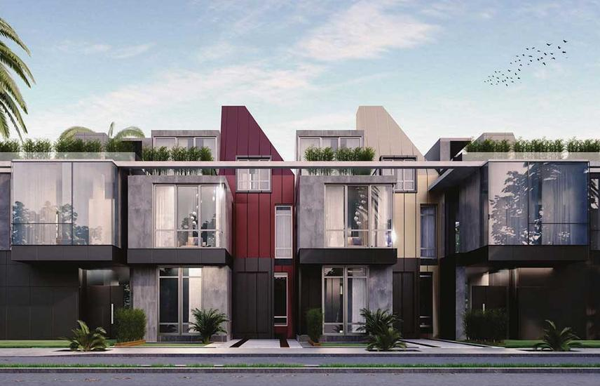 Middle Townhouse in BLOOMFIELDS in installments