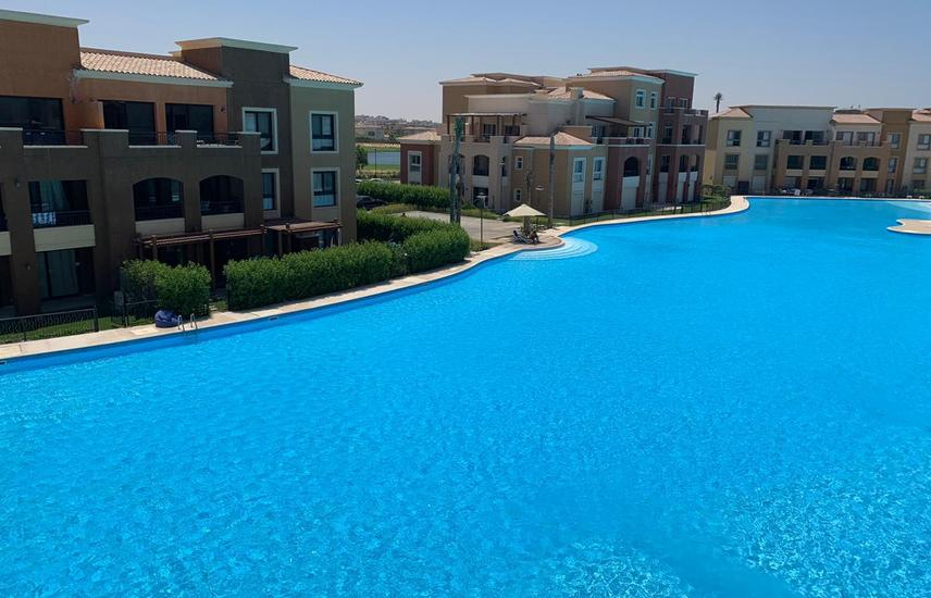 Chalet Direct on Lagoon Prime Location in Marassi