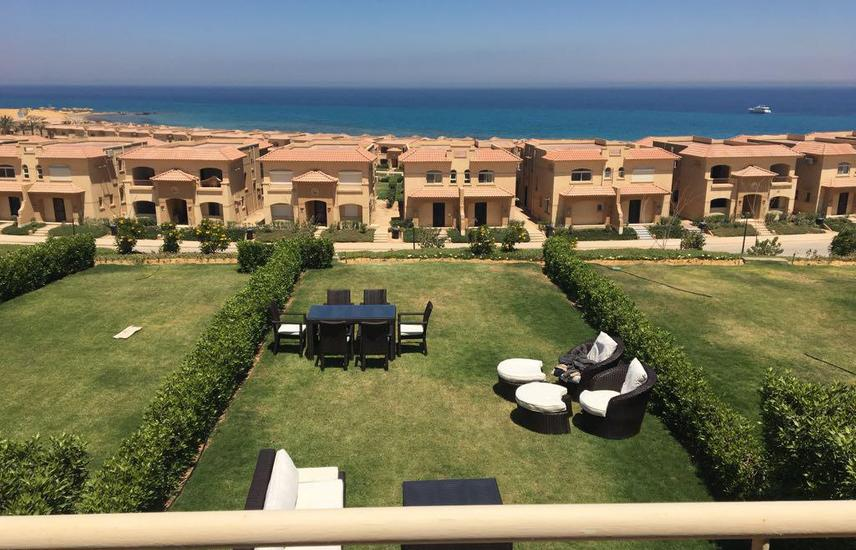 Finished Twin House Fully Sea View With Garden169m