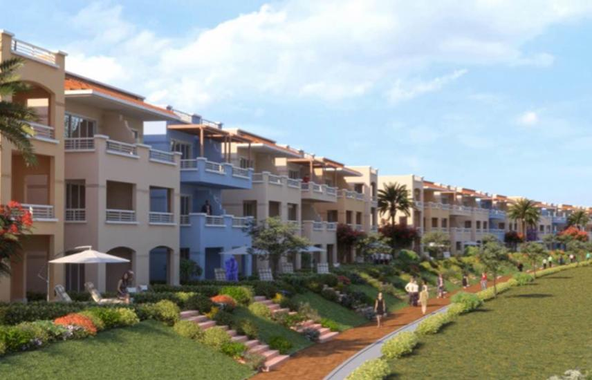 Chalet 2 bedrooms for sale in Telal Sokhna 5% down payment