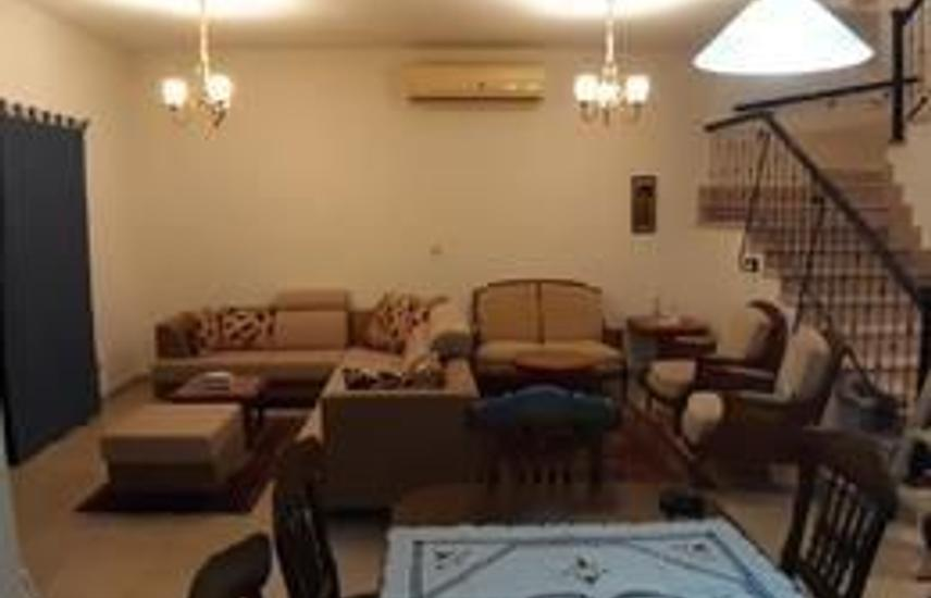 For rent furnished townhouse 3 rooms in mivida