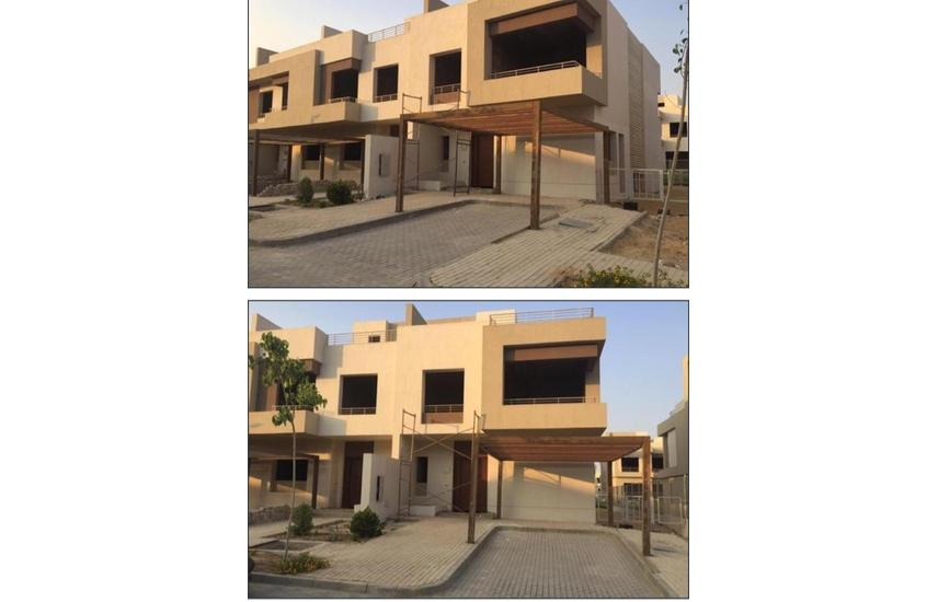 Townhouse in palm hills October with Installments - Flash property