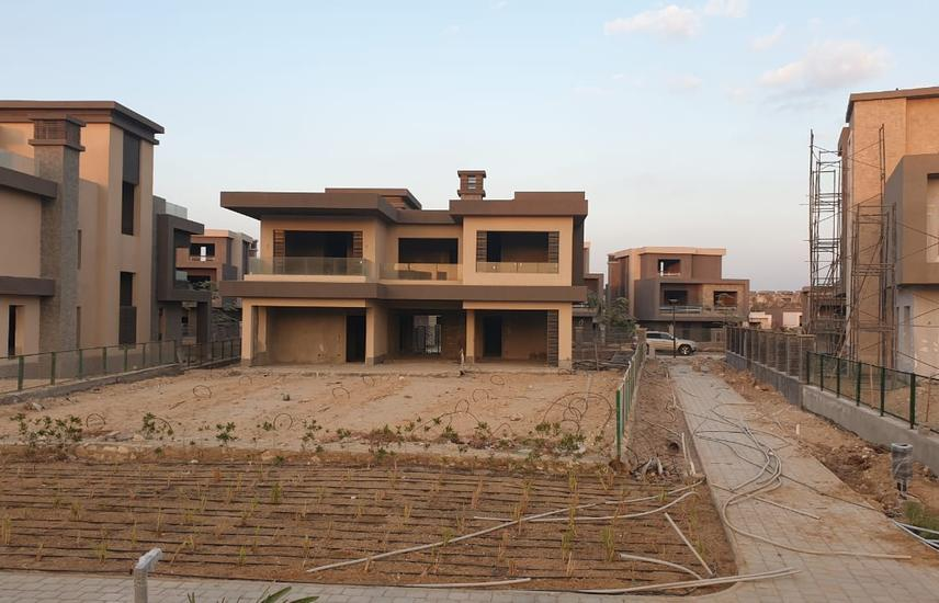Standalone Ivory Hills New Giza Prime Location