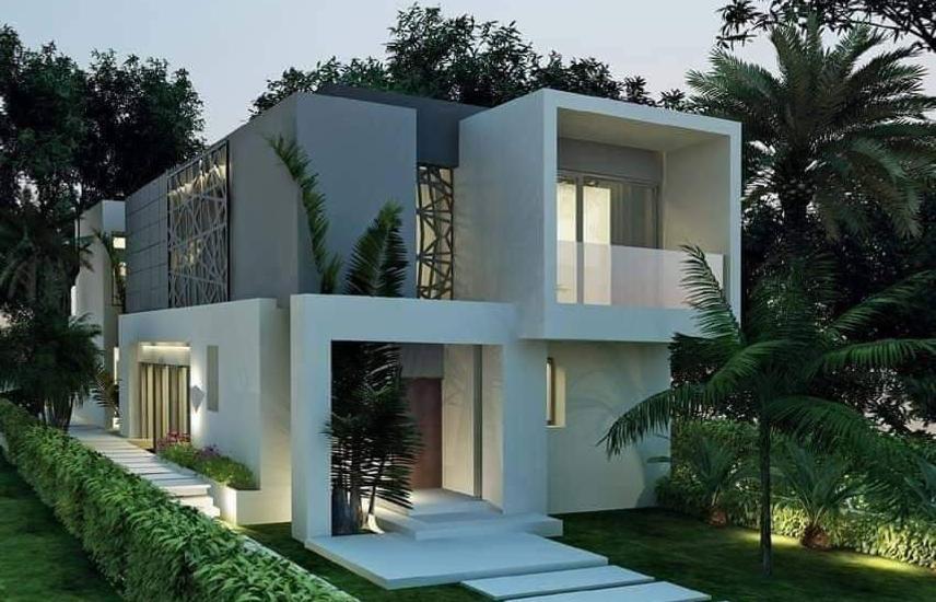 Villa for sale Badia Palm Hills, d.p 100th,over12y