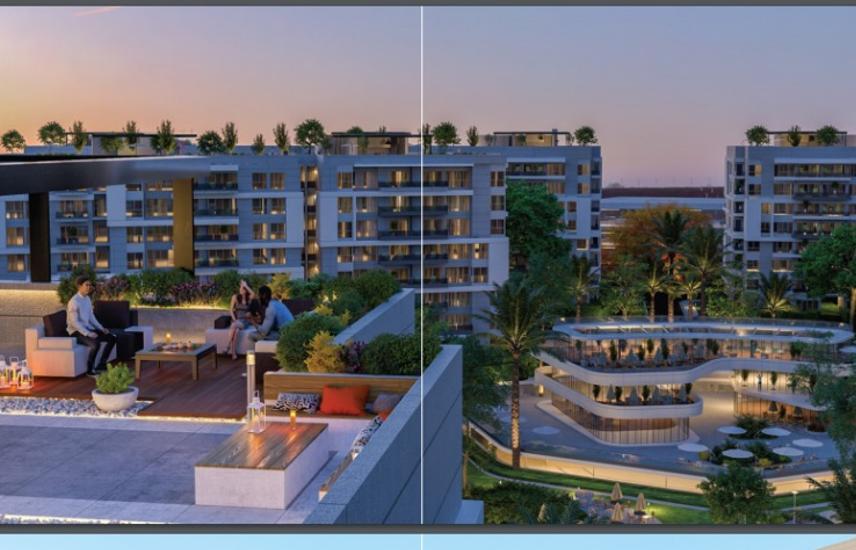 امتلك شقة خيالية في قلب العاصمة الادارية SCENE 7