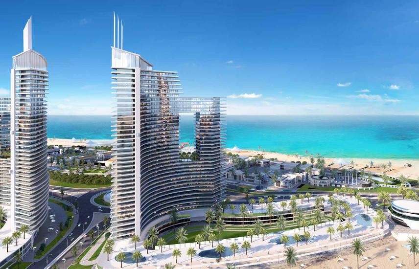 **Good Opportunity***New Alamein Towers**90 SQM**.