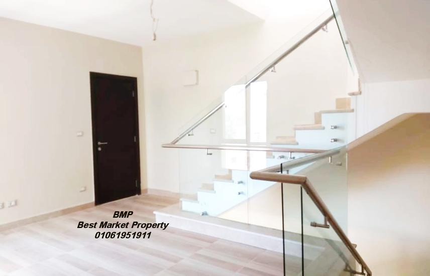 Penthouse roof for rent in Eastown, New Cairo
