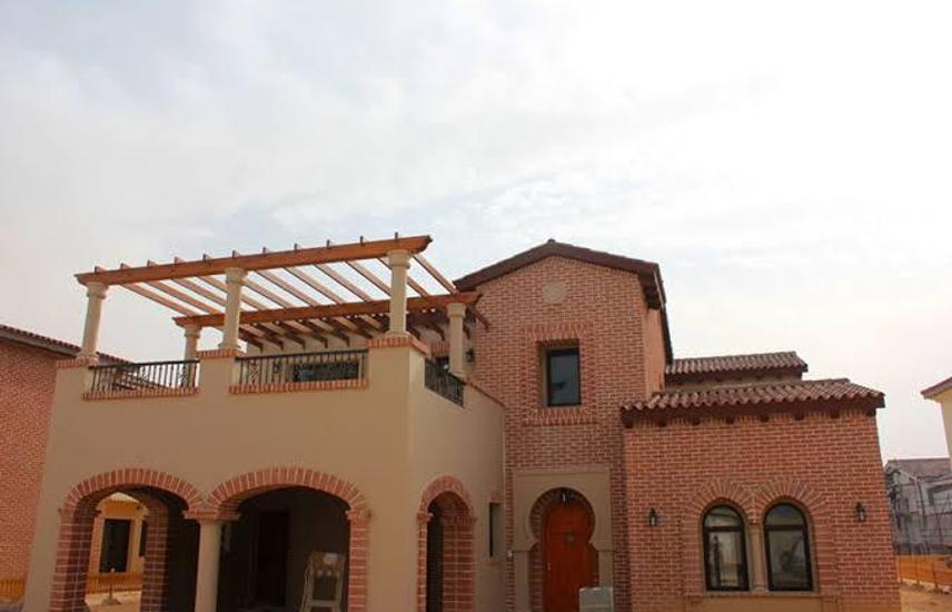 Standalone villa at marassi vectoria