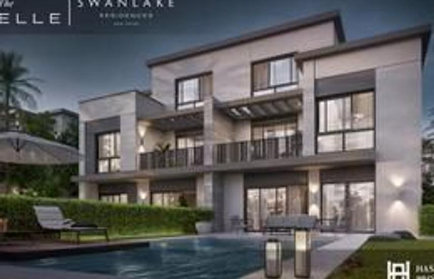 Swan Lake Hassan Allam New Cairo 10%DP