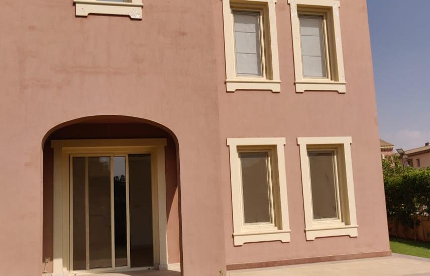 For Rent Standalone Villa in Mivida , New Cairo