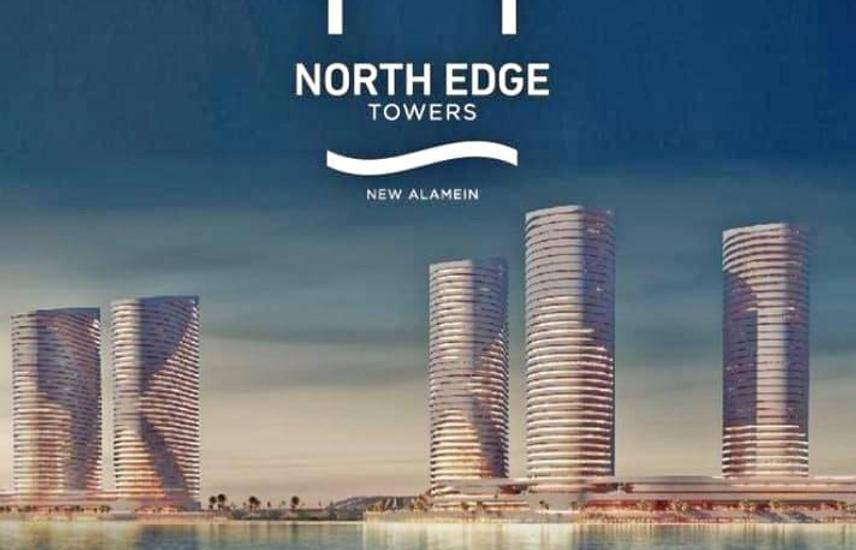 Apartment 58M for sale in NORTH EDGE TOWERS .