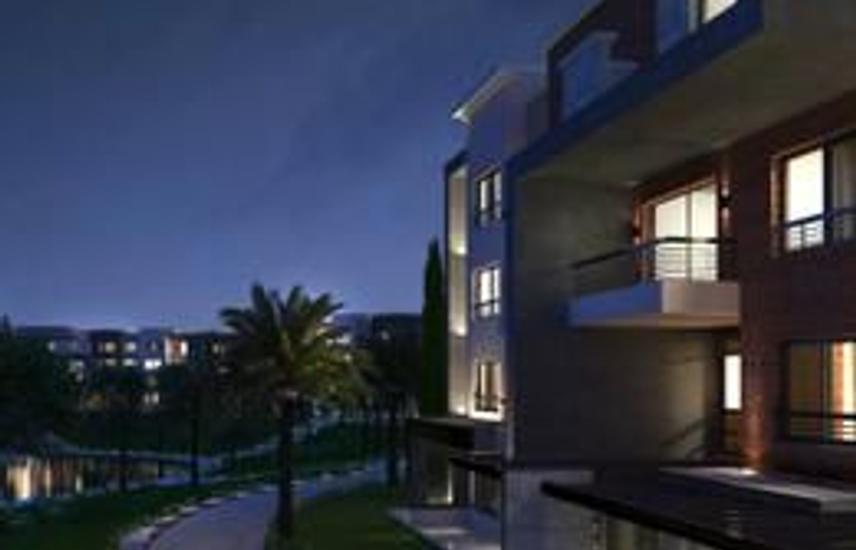 Apartment in New Giza Compound Jasper wood