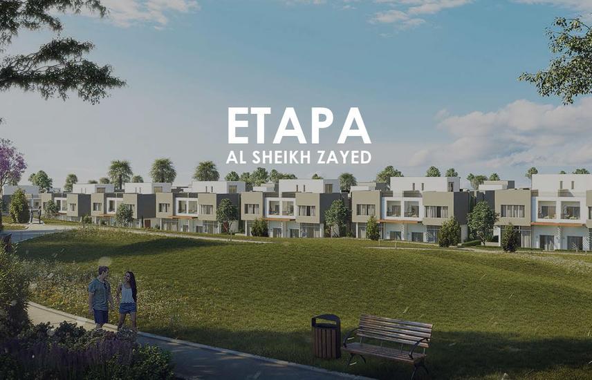 Villas for sale dp 5% in Etapa by city edge