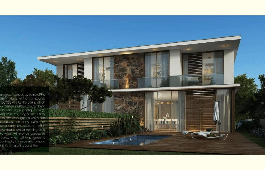 Twin House for sale 251 m in Bosco - New Capital
