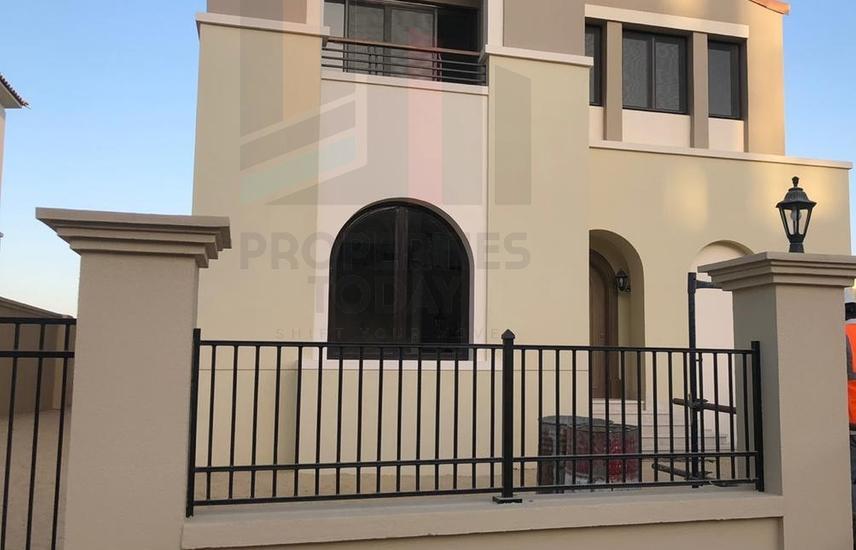 Villa 472 BUA|495 Land For Sale in UpTown Cairo .