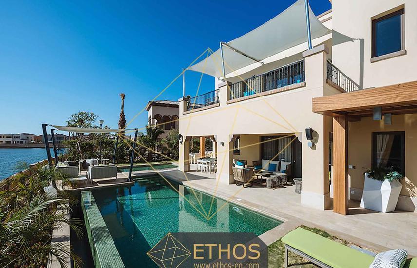Special Fully Finished Villa at Marassi, Landscape
