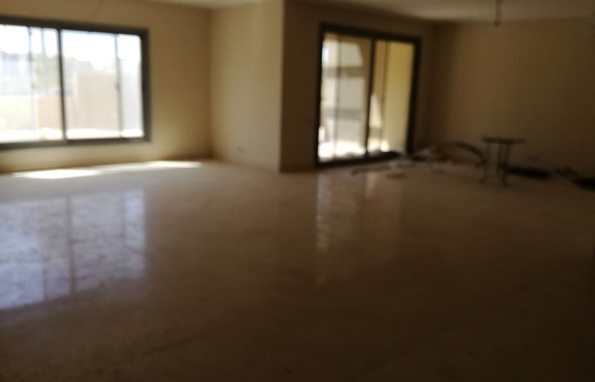 Ground floor for rent in palm parks semi furnished