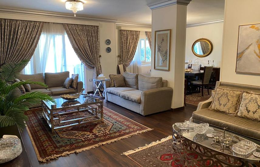 Ground apartment in Zayed Dunes shiekh zayed