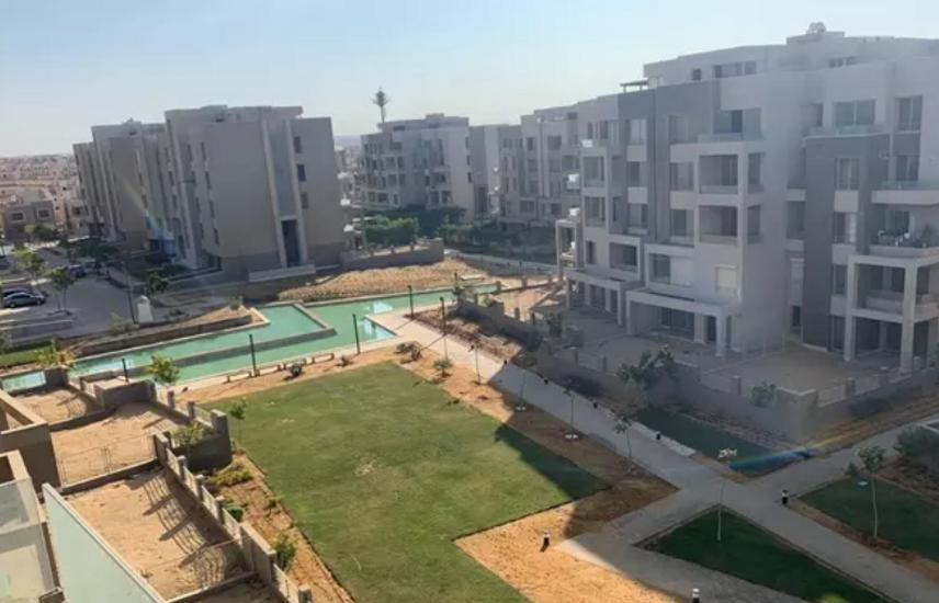 Apartment fully finished for sale compound Vgk...