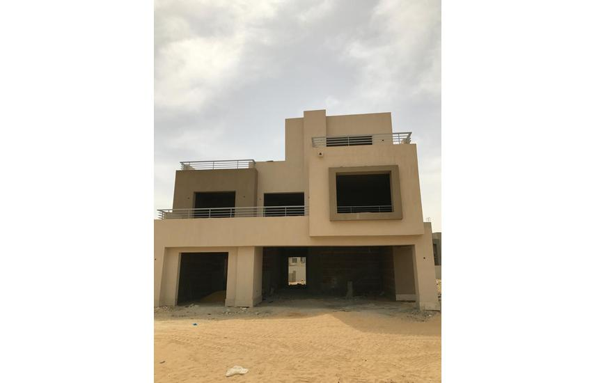 Stand alone villa in Palm hills for sale,