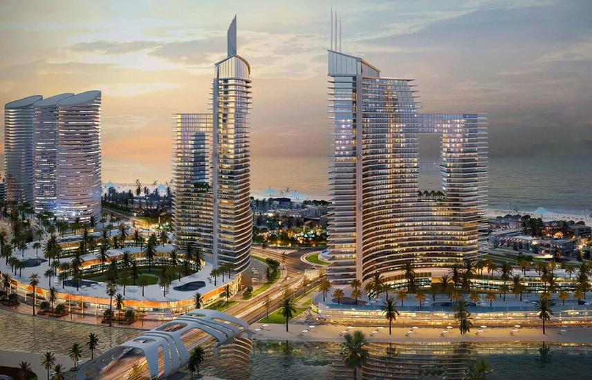 The Gate Alamein towers 194m for sale fully finish