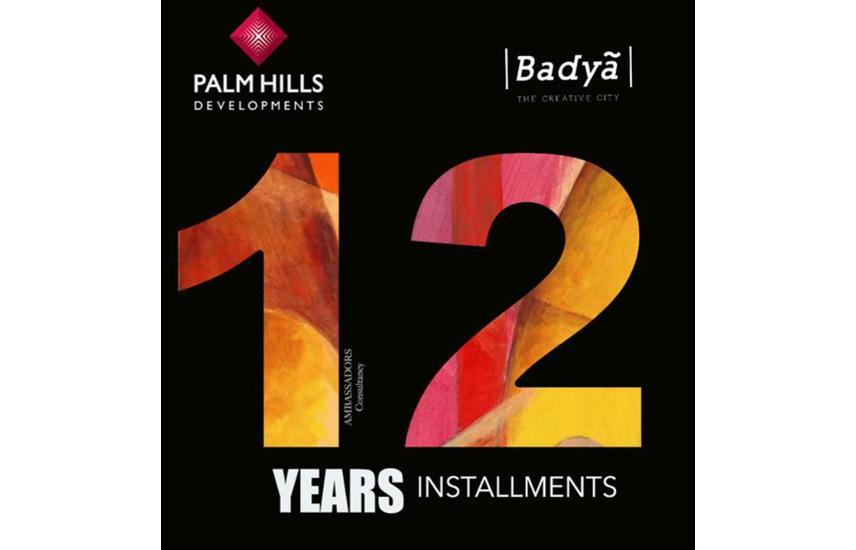 Apartment for Sale / Badya palm hills