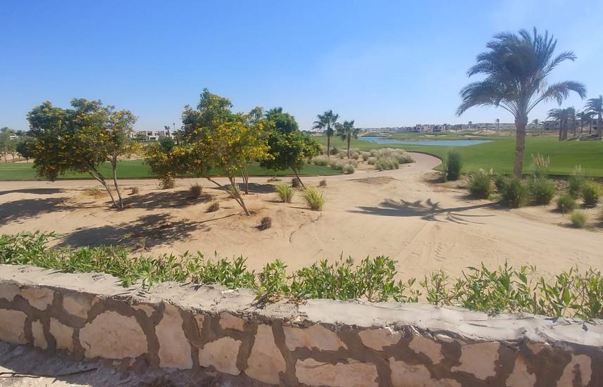 chalet in under market view golf big garden 250m