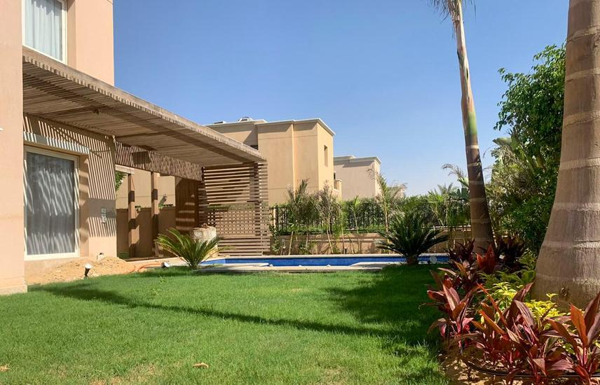 Villa for rent in Mivida Emaar 5th settlement