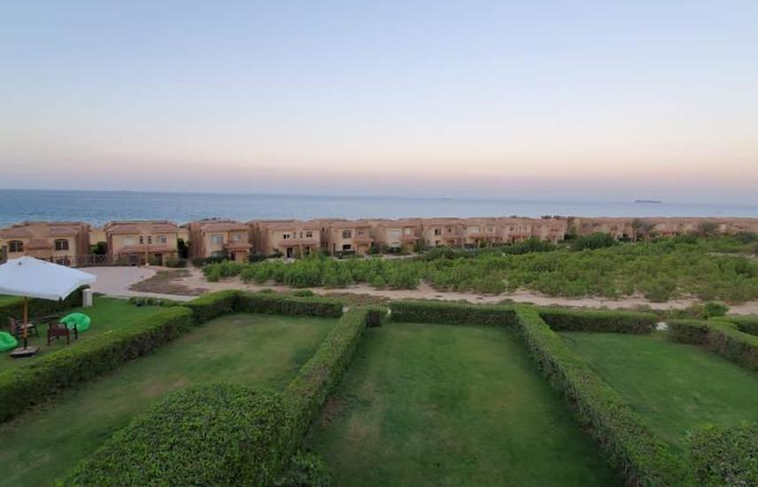 Villa Twin House Sea View for Sale in Telal Sokhna