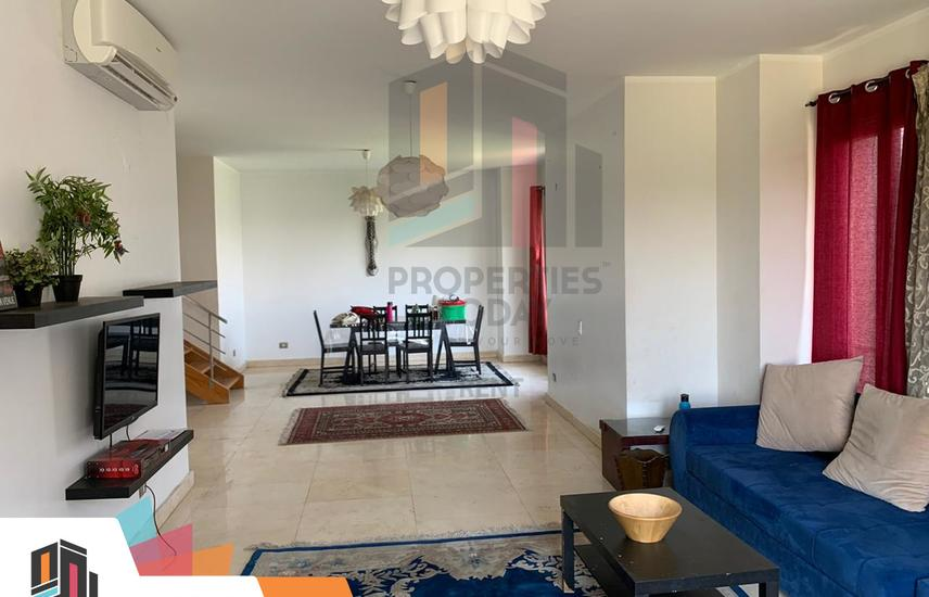 Duplex 209 M For Rent in Palm Parks Pool View .
