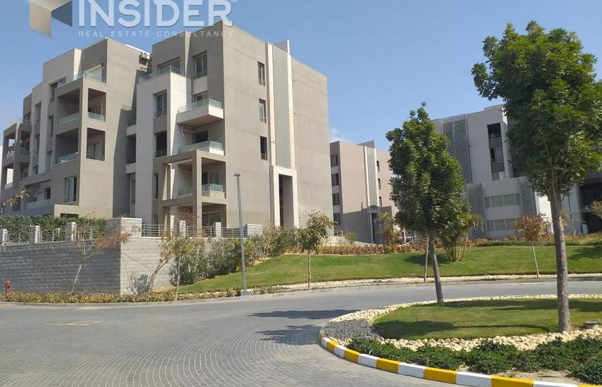 Duplex 255 Garden Fully-Finished in VGK Palm Hills