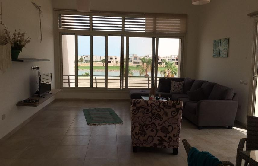 chalet for sale 90m sea view fully furnished