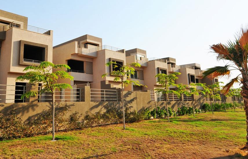 Standalone villa type B for sale in Golf Extention