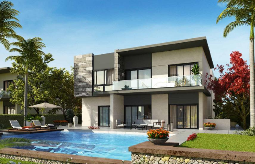 Installments of 8 years in Swan Lake Residence project