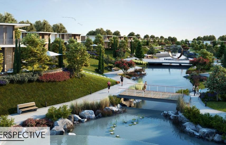 Amazing Apartment For Sale In Il Bosco New Capital