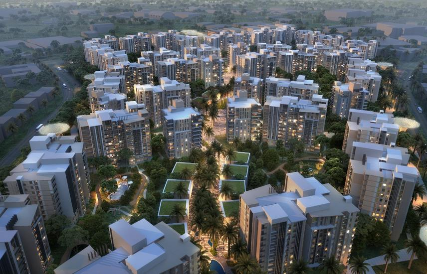 Fully Finished Apartment Zed Sheikh Zayed 140M
