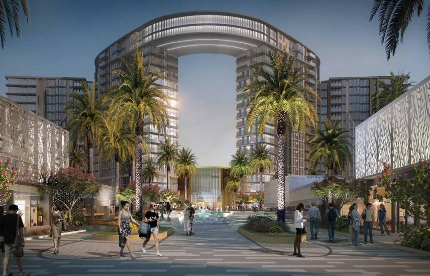 Own your vill in Zed Tower, pay first install 2021