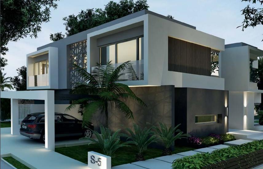 Standalone villa for sale in Badya October
