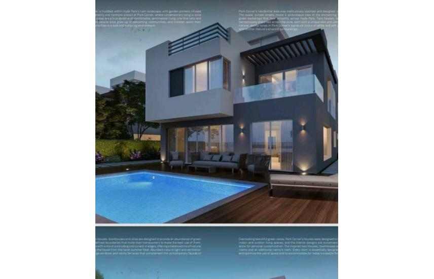 Villa Modern Resale In Hyde Park with Installment