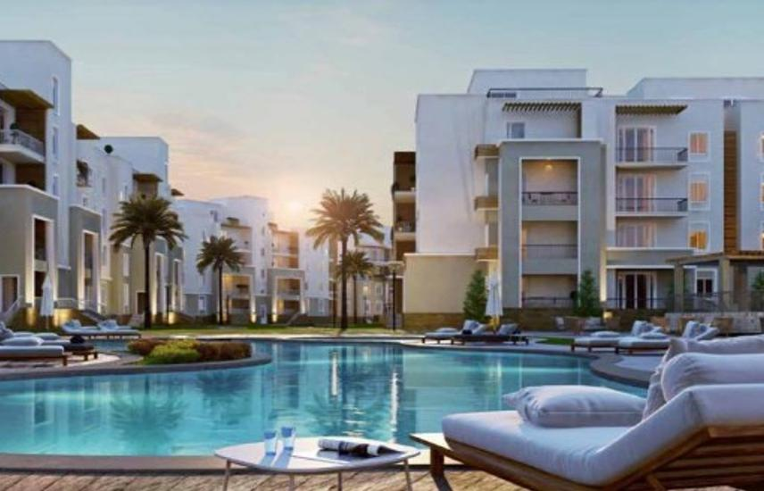 apartment in sodic east installments over 10 years