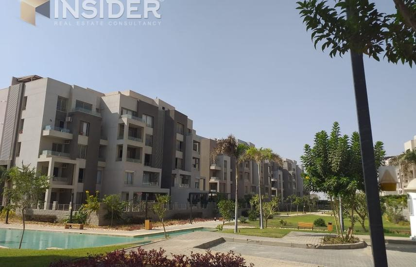 Apartment 155m For Sale In VGK - Palm Hills.......