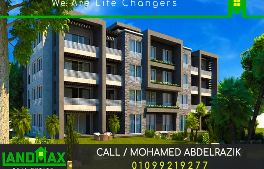 Best Apartment 223m for sale in New Giza carnell