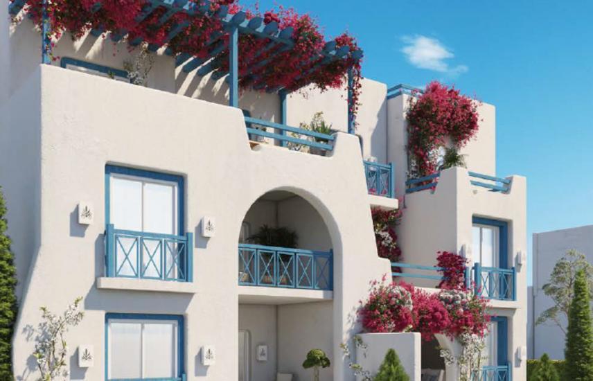 Twin House installments in Mountain View Crete Island