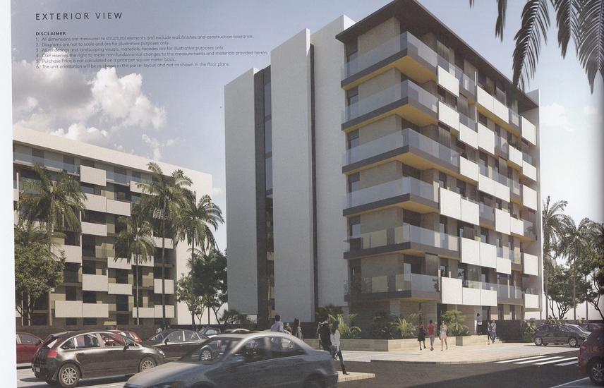 Apartment for sale 134 m in compound Al Burouj