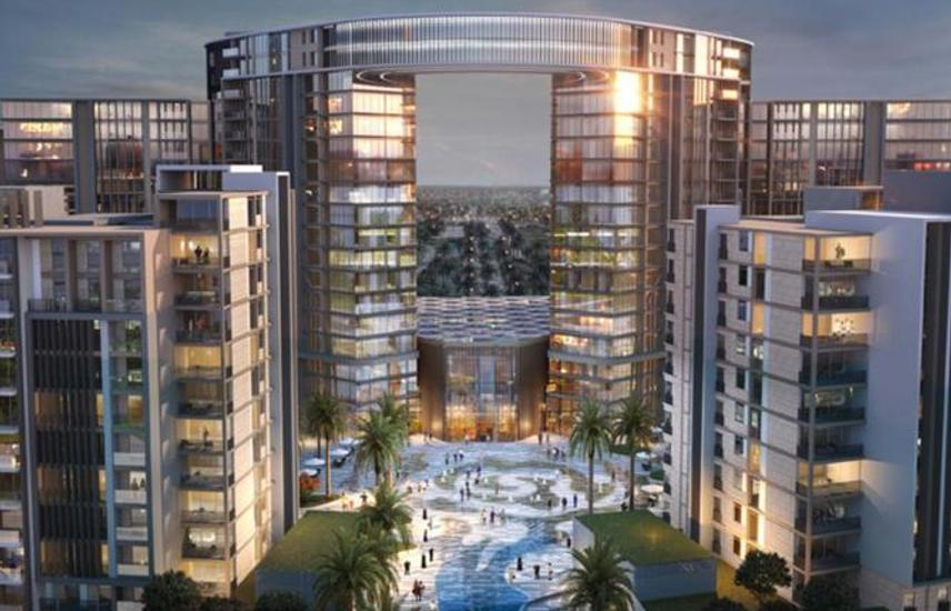 for sale at zayed ZED towers sawiris fully finshed