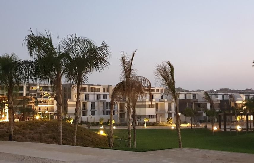 Villa 165SQM at taj city compound