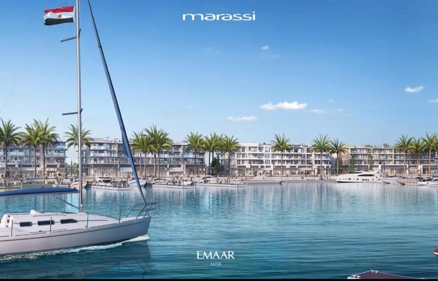 Ground apartment with garden for sale in Marassi