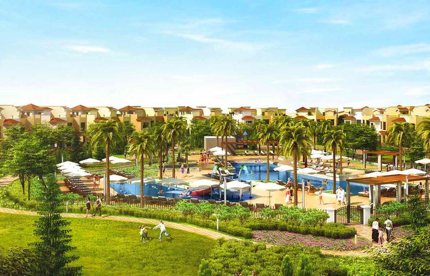Stand Alone With Pool Marassi - Lagoon View